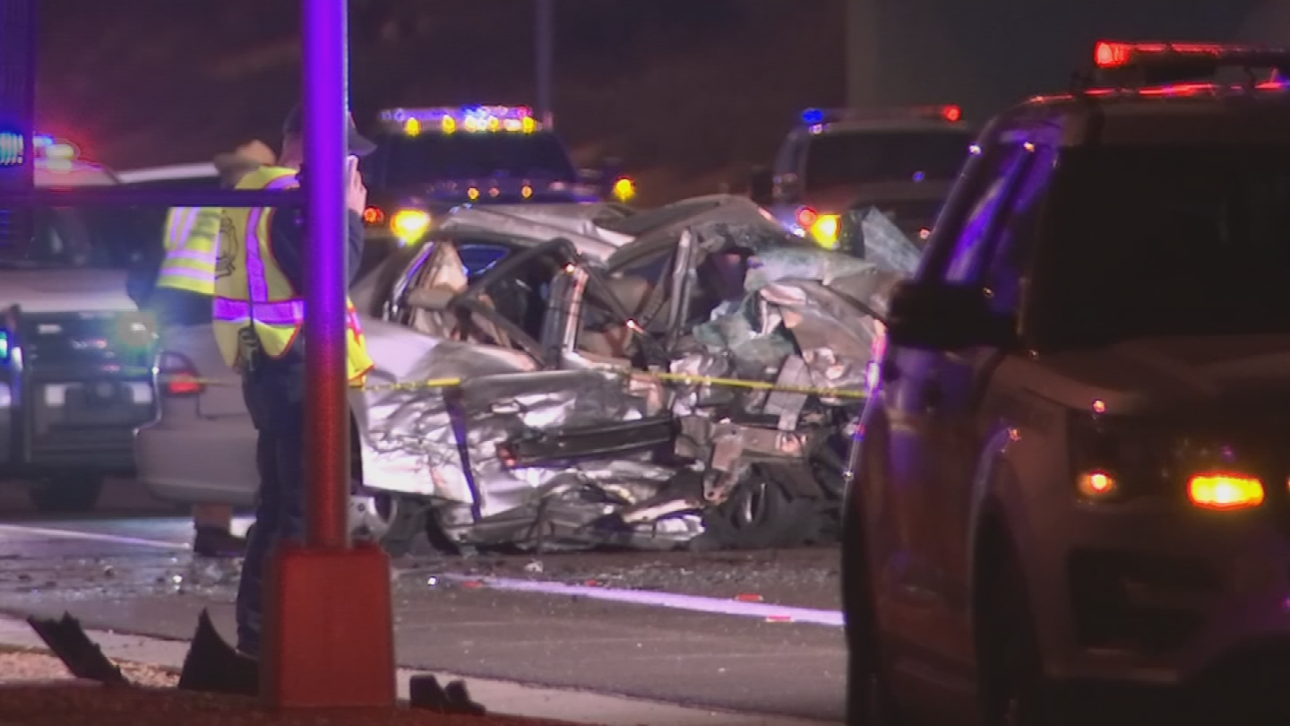 Deadly car crashes are down slightly across the country but Arizona bucks that trend with a two-percent increase in deaths. (Source: 3TV/CBS 5)