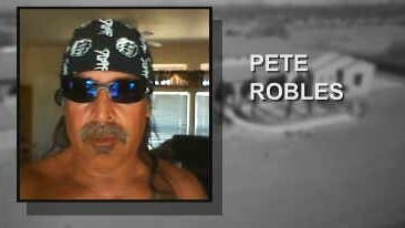 Pete Robles is the owner of P.R. Drywall & Stucco Repairs. 19 Feb. 2018 (Source: 3TV/CBS 5 News)