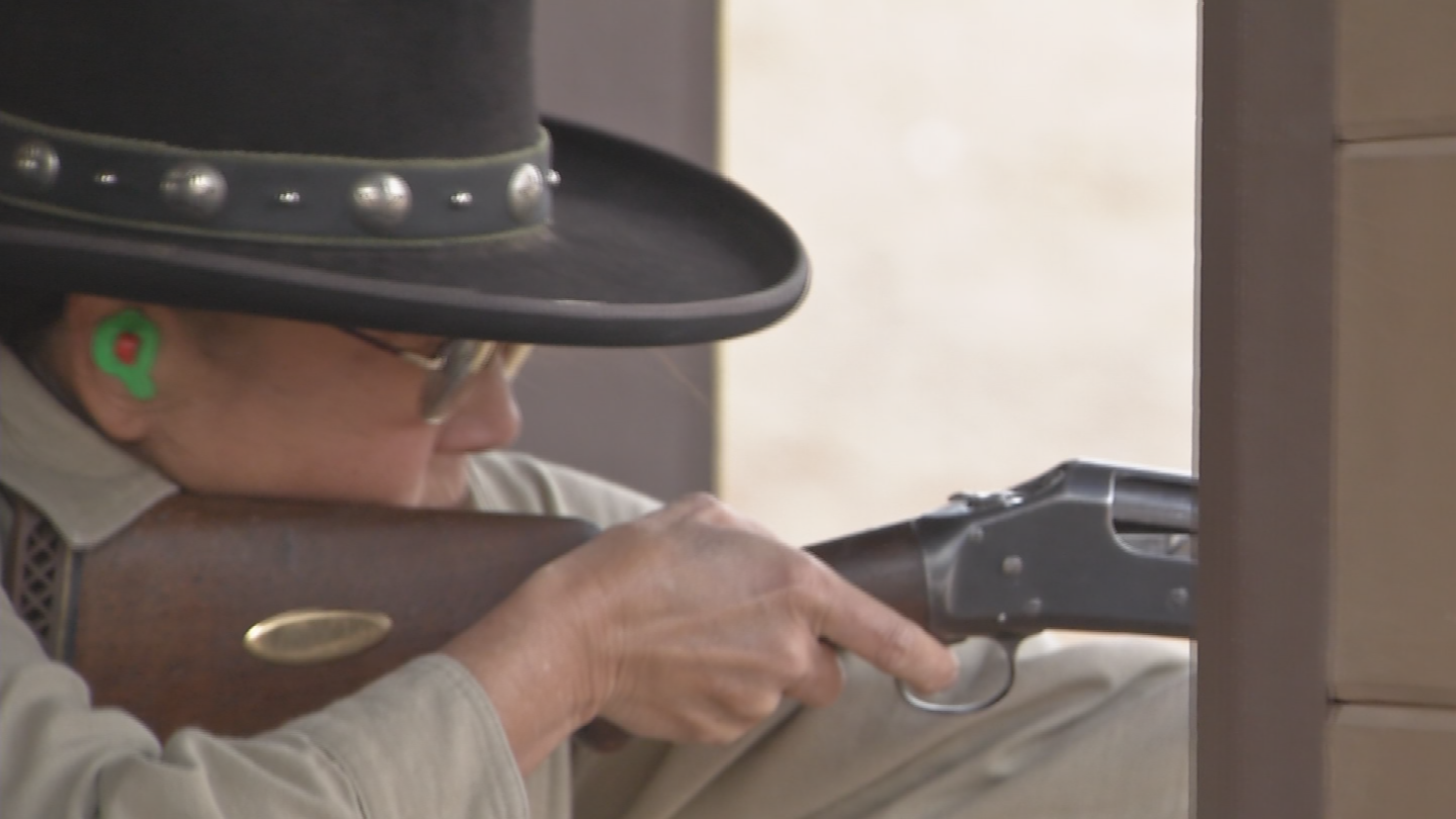 The largest shooting competition will be the Cowboy Action Match on Feb. 22 through Feb. 24. (Source: 3TV/CBS 5)