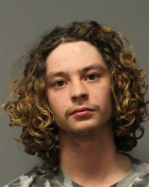 Mug shot of 22-year-old Jarrett Tixier from Prescott Valley. (Source: Prescott Valley PD)