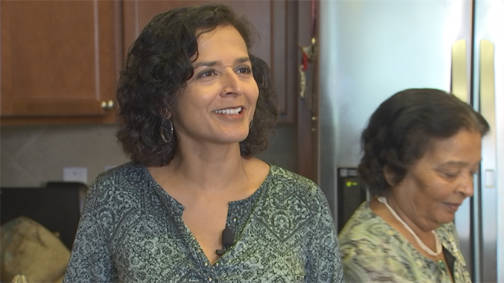 A battle with typhoid fever when she was 9 put Hiral Tipirneni on a career path in medicine. (Source: 3TV/CBS 5)