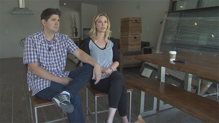 Valerie Falkner and Mathew Bets hired an unlicensed, fake contractor and gave him $160,000. (Source: 3TV)
