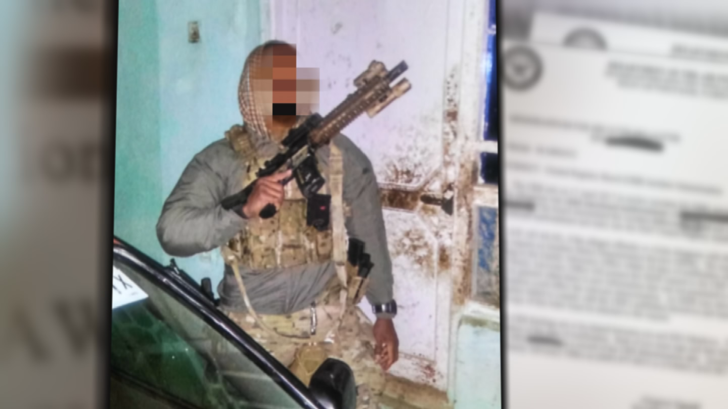 In the months after Kimberly fled, her husband has been sent to additional sniper training, which included a stint at a base in Arizona. (Source: 3TV)
