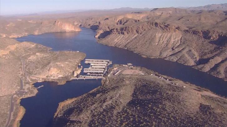Canyon Lake (Source: 3TV/CBS 5)