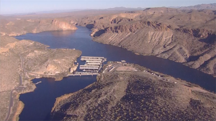 Canyon Lake (Source: 3TV/CBS 5)