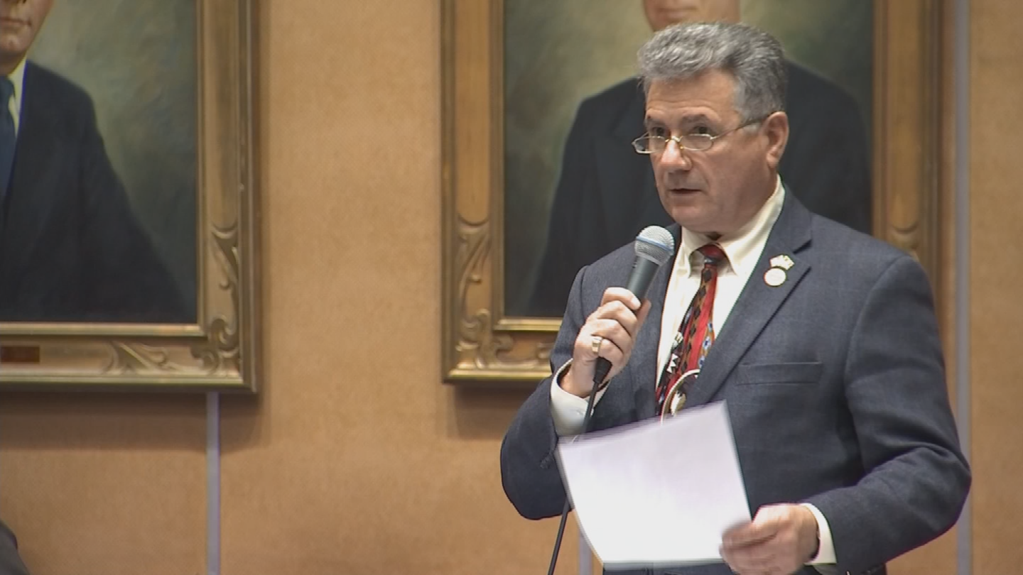 Arizona state Sen. Sonny Borrelli introduced SB 1440. (Source: 3TV/CBS 5)