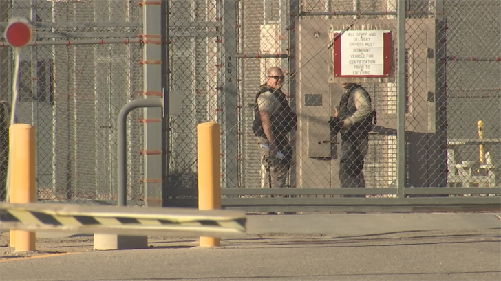 All inmates and staff have been accounted for and the facility has been secured, CoreCivic said. (Source: 3TV/CBS 5)