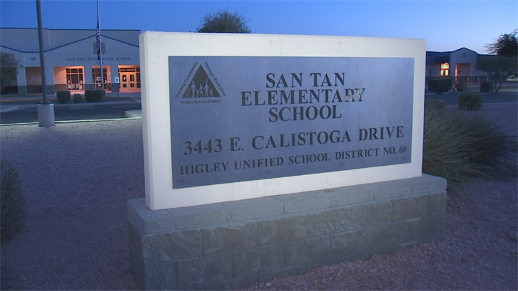 Classes will be held as scheduled, the principal said. (Source: 3TV/CBS 5)
