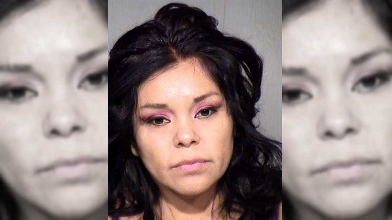 Kris May Loring (Source: Maricopa County Sheriff's Office)