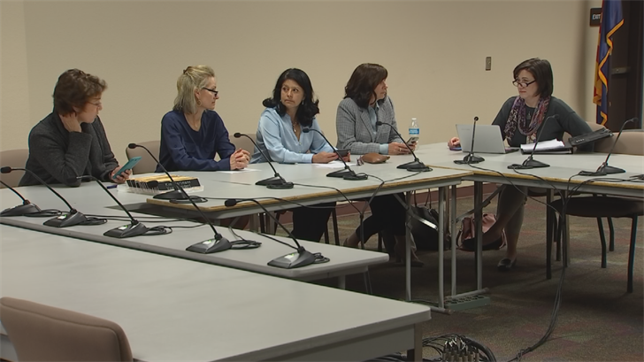 The Scottsdale Unified School District voted during a governing board meeting Tuesday night. (Source: 3TV/CBS 5)