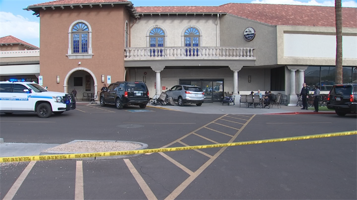 Two other people suffered minor injuries. (Source: 3TV/CBS 5)