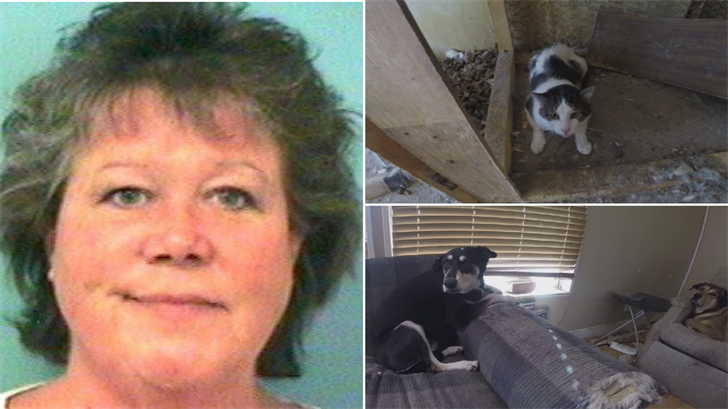 Deputies are looking for Juli Soave after they said she abandoned dozens of animals. (Source: Maricopa County Sheriff's Office)