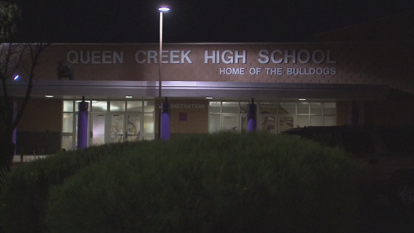 Queen Creek Unified said their counselors will be screening all high school students for mental health by this April. (Source: 3TV/CBS 5)