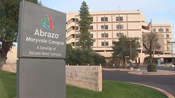 Abrazo Maryvale Hospital closed its doors Dec. 18, 2017. (Source: 3TV/CBS 5)