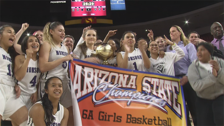 The team won back-to-back titles. (Source: 3TV/CBS 5)