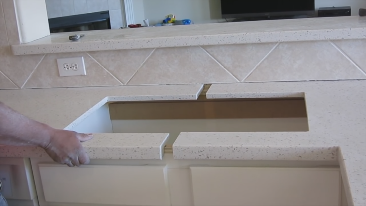 This time of year, countertops of all types tend to sell at a discount so shop around. (Source: 3TV)