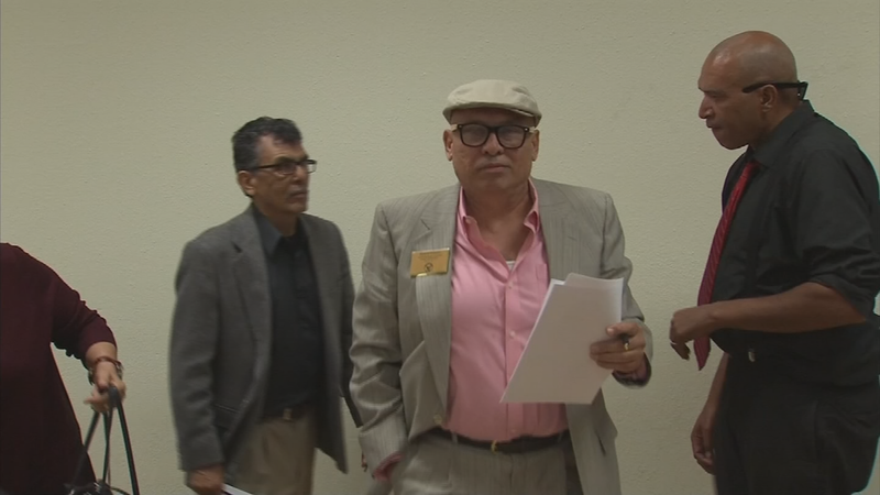 Richard Polanco confirmed to Arizona's Family that he resigned as board president. (Source: 3TV/CBS 5)