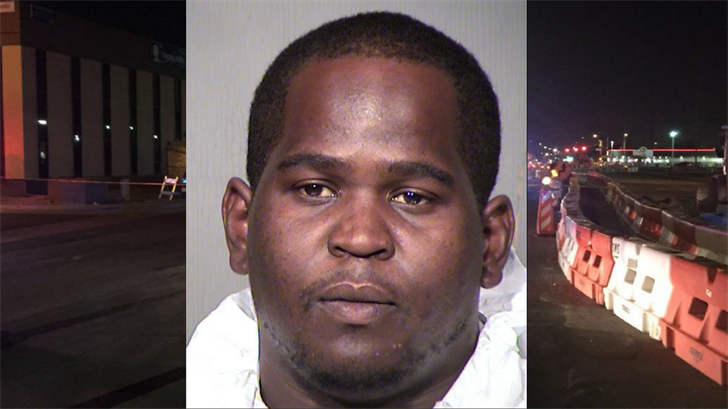 Derick Eugene Holman, 29 (Source: Maricopa County Sheriff's Office)