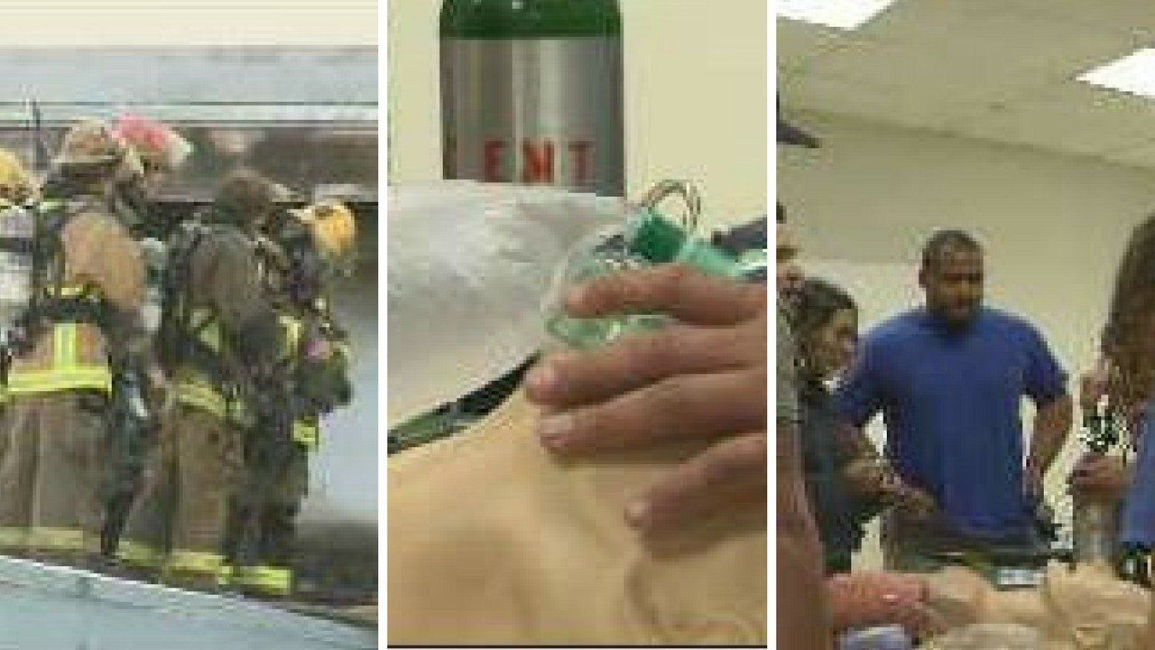 The number of candidates for firefighter/paramedic jobs is dropping (Source: 3TV/CBS 5 News)