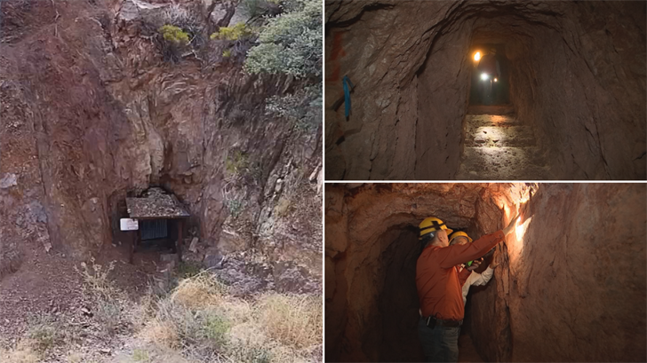 The Gold Hill Gold Mine is up for sale,as part of 117 acres of land near the Tonto National Forest, in far North Scottsdale. (Source: 3TV/CBS 5)