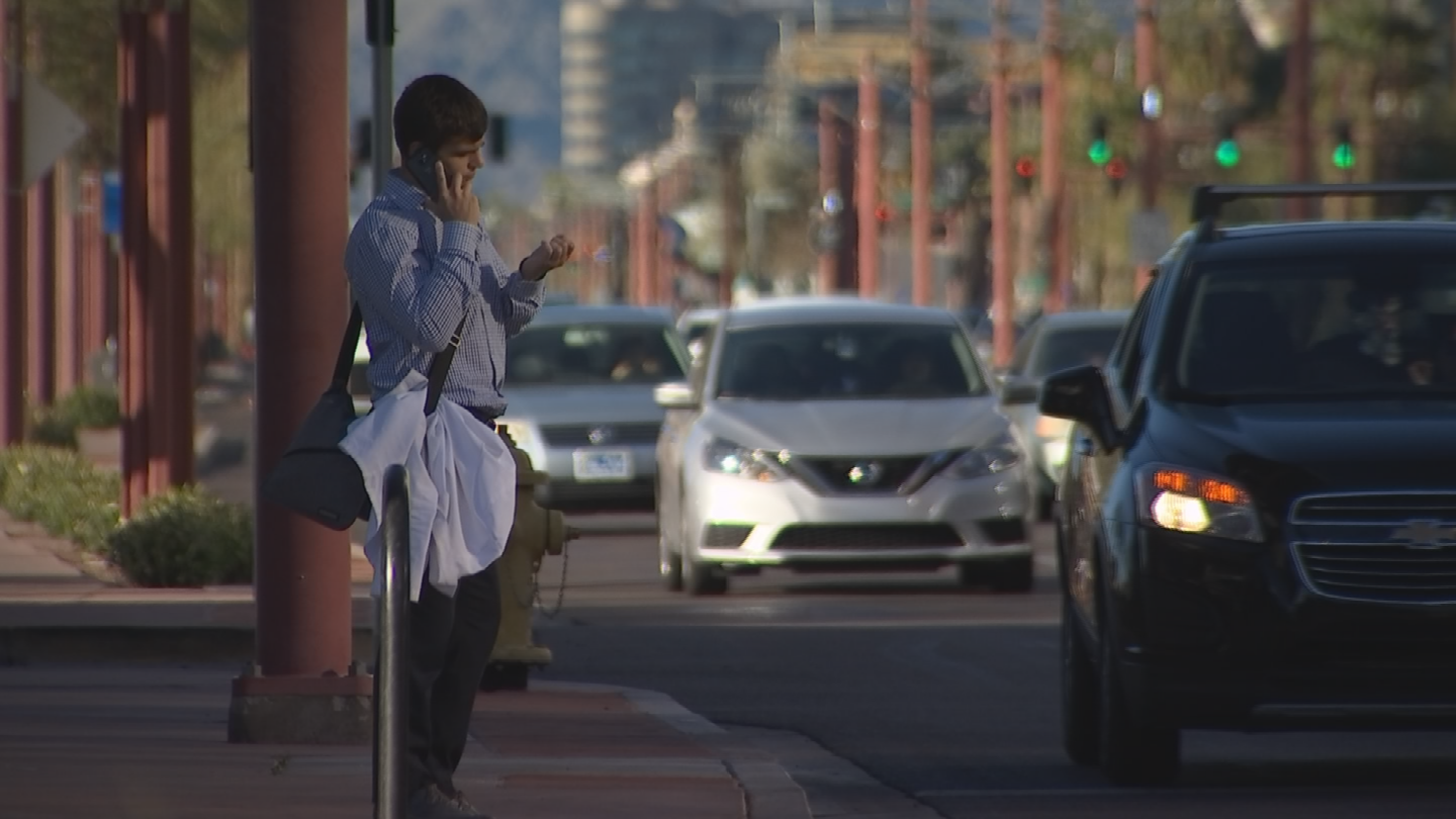 Arizona has the highest ratio of pedestrian deaths per resident in the U.S. (Source: 3TV/CBS 5)