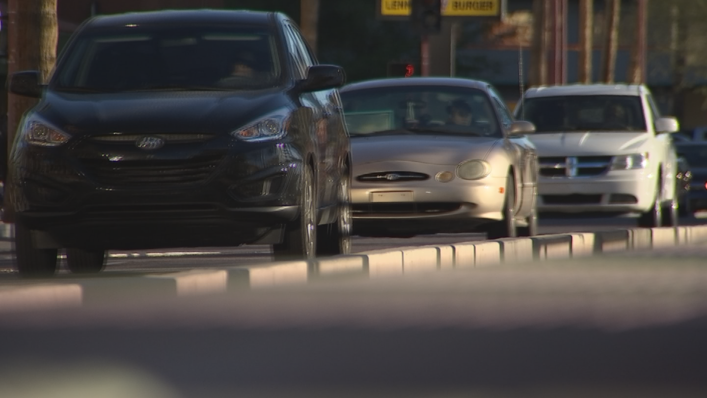 The study also shows that pedestrian deaths are growing faster than traffic deaths, which have seen a decline in recent years. (Source: 3TV/CBS 5)