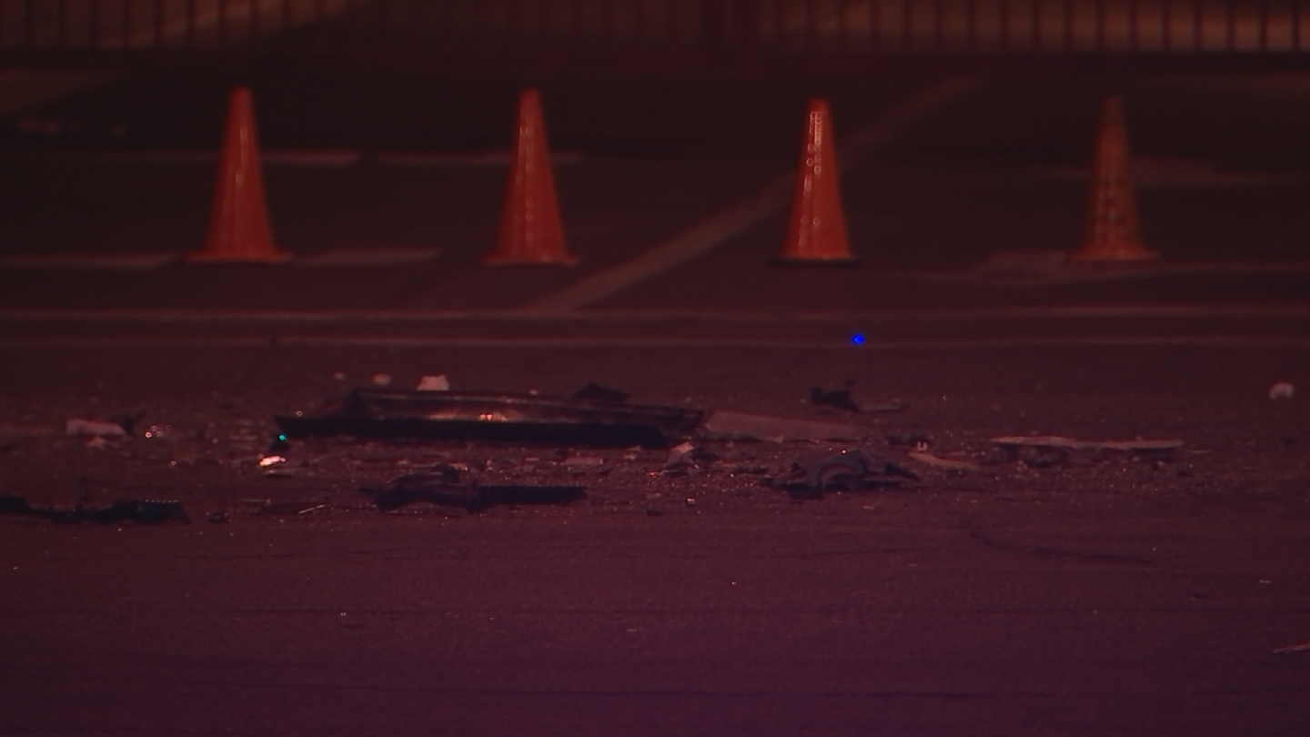 No impairment was involved, officers said. (Source: 3TV/CBS 5)