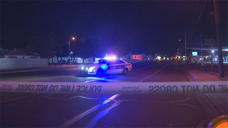 Police said impairment is suspected after a man was struck and killed in Phoenix late Monday night. (Source: 3TV/CBS 5)