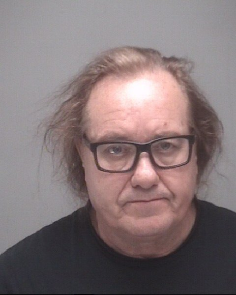 Lance G. Davey, 60, was arrested and charged with several drug and firearm felonies. (Source: Lake Havasu PD)