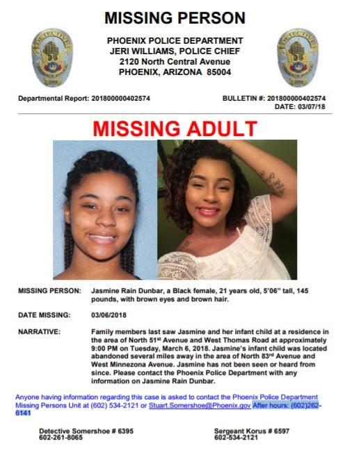 (Source: Phoenix Police Dept.