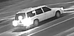PD: Hit & run suspect was driving a Volvo station wagon (Source: Silent Witness