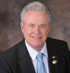 Rep. Noel Campbell (R) said that the bill is a good effort to help teachers. (Source: Noel Campbell)