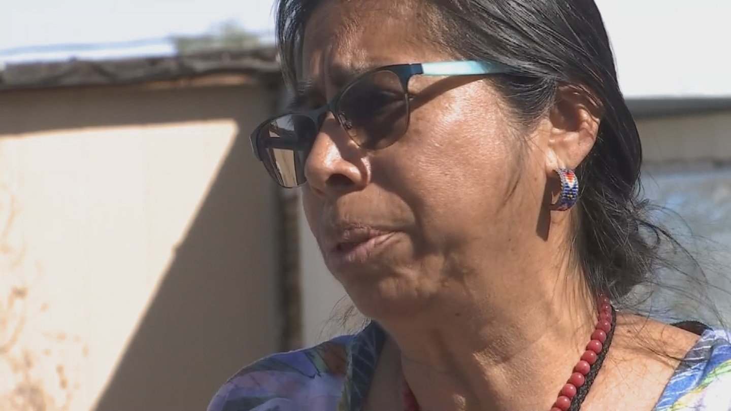 Community activist Sylvia Herrera says this is one of Tempe's last affordable housing options (Source: 3TV/CBs 5 News)