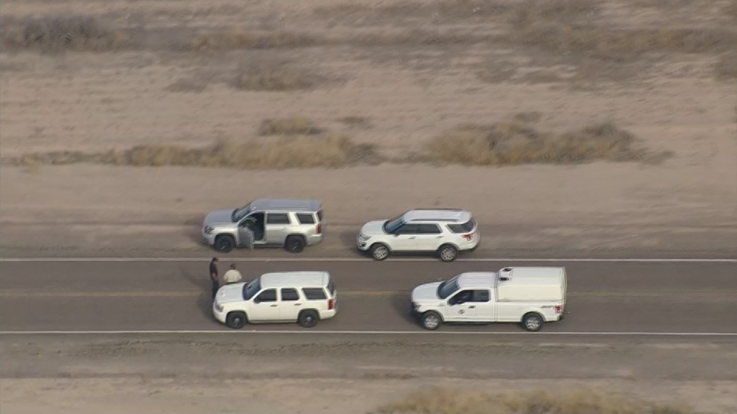 Human bones were found in Buckeye (Source: 3TV/CBS 5)