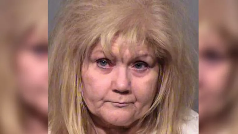 66-year-old Connie Eskelson, accused of poisoning her husband. (Source: Maricopa County Sheriff's Office)