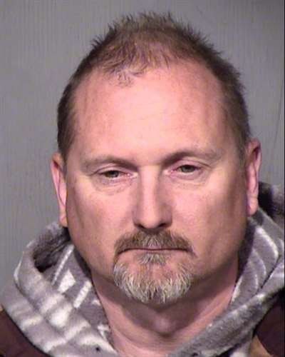 Stanley Swiacki booking photo. (Source: Maricopa County Sheriff's Office)