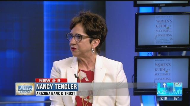 "'[W]e have not taught our young women that investing is important to their financial security,"" Tengler said."