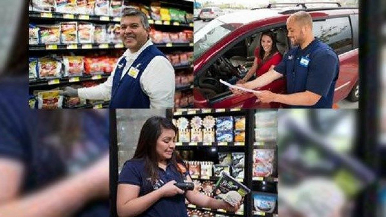 Louisiana Walmart associates. (Source: Walmart)