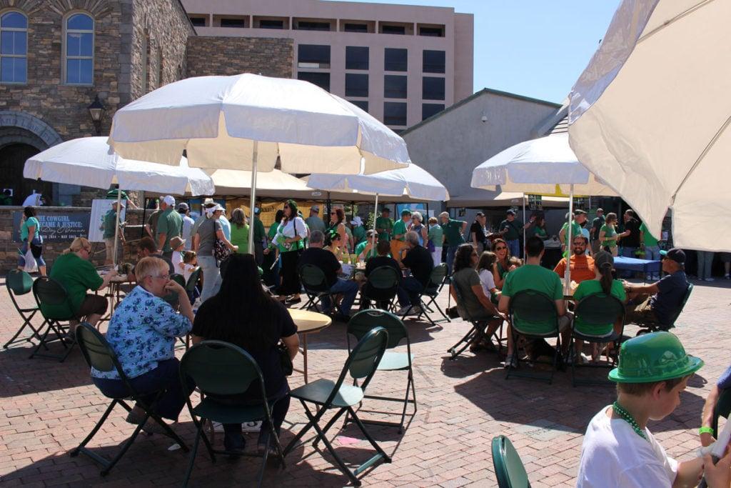 St. Patrick's Day Faire. (Source: St. Patrick's Day Phoenix)