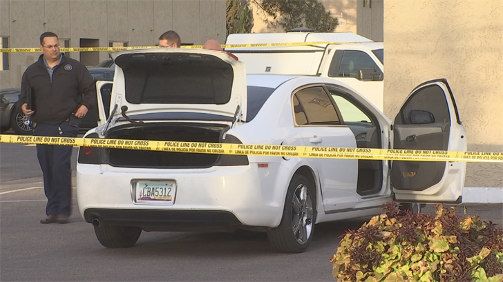 Police said Lopez sped off from officers after they tried to pull him over for expired tags. (Source: 3TV/CBS 5)