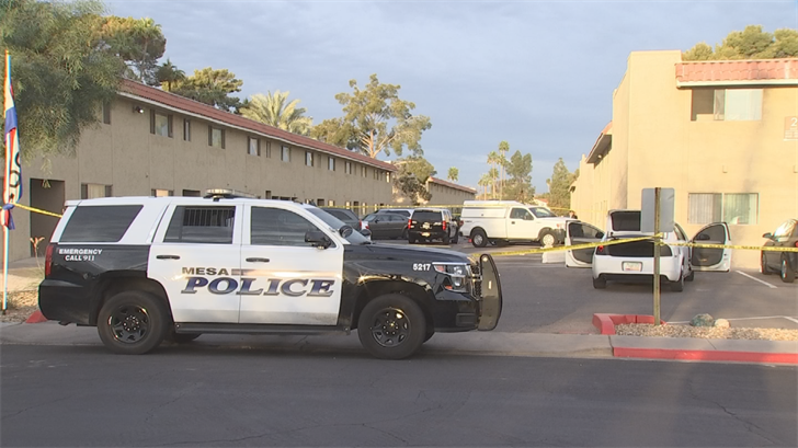 An officer exchanged gunfire with Lopez, who was eventually hit, police said. (Source: 3TV/CBS 5)