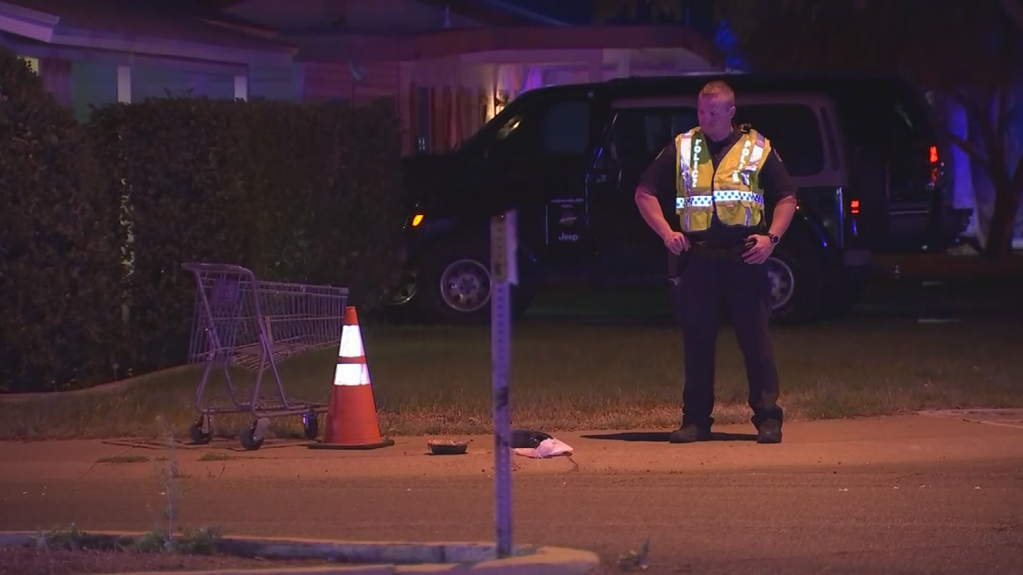 A 92-year-old Scottsdale man is dead after being struck by a vehicle while crossing a street. (Source: 3TV/CBS 5)