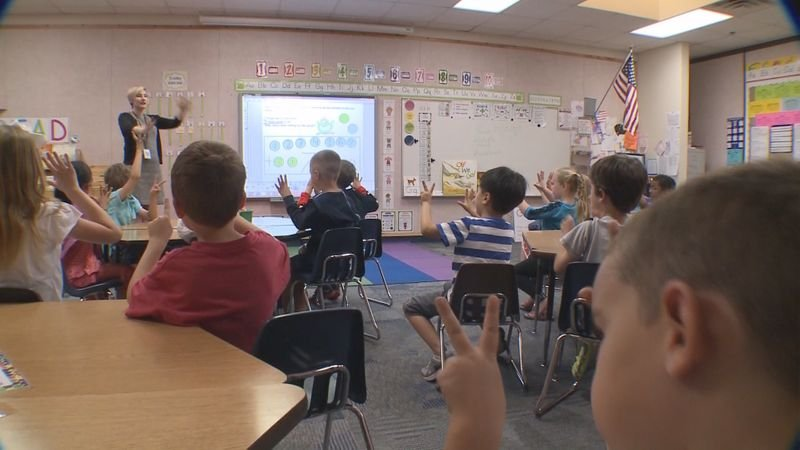 There's a push in the Arizona legislature right now to help teachers buy supplies for their classrooms. (Source: 3TV/CBS 5)