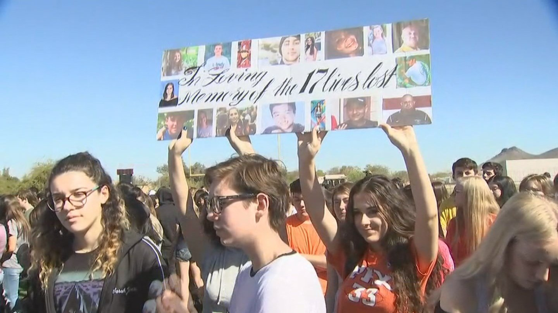 Mountain Ridge High School (Source: 3TV/CBS 5)