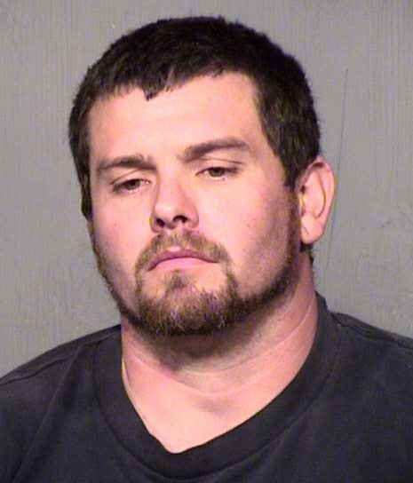 Brad Allen Becker (Source: Maricopa County Sheriff's Office)