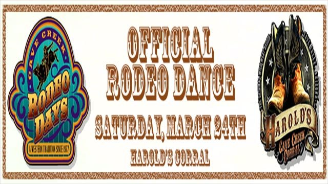 "Cave Creek Rodeo Days is celebrating 41 years from March 17 to March 25 ""to preserve our western heritage and promote the sport of professional rodeo."" (Source: Cave Creek Rodeo Days)"