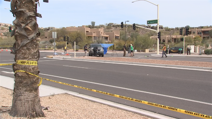 MCSO released the names of the two couples hit by an SUV driver. (Source: 3TV/CBS 5)