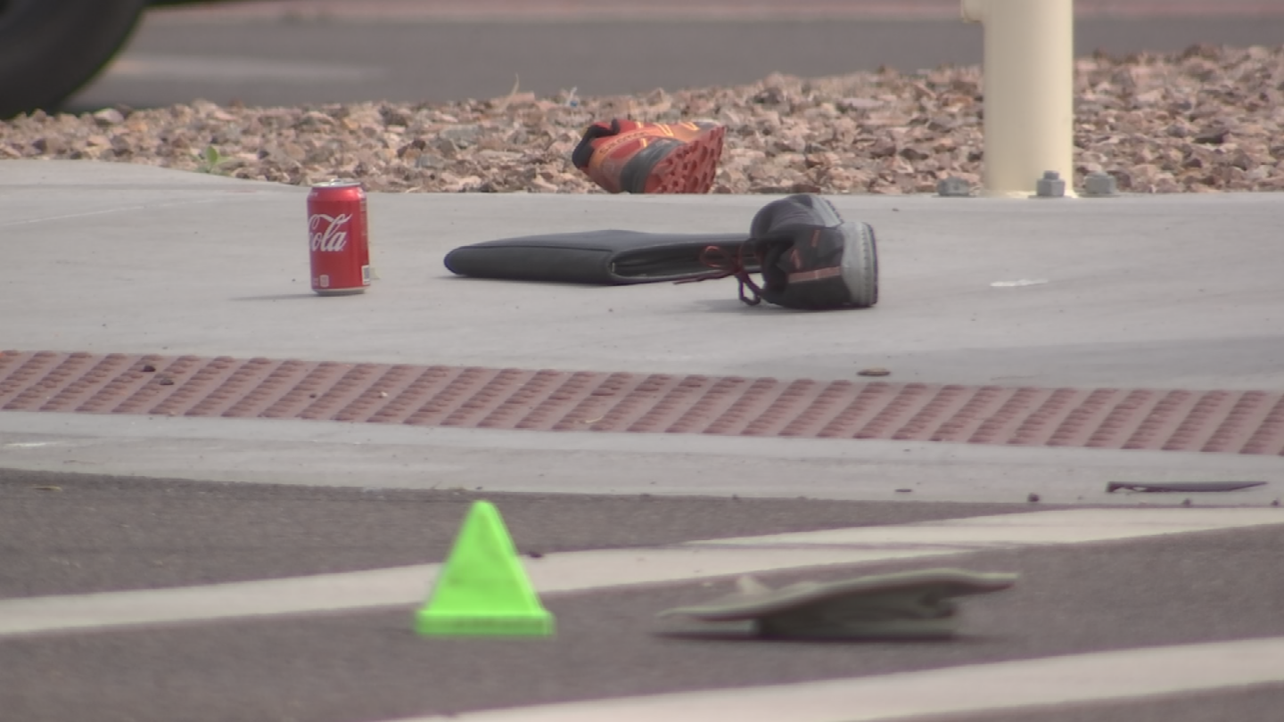 Three people were killed and a man is in the ICU. (Source: 3TV/CBS 5)