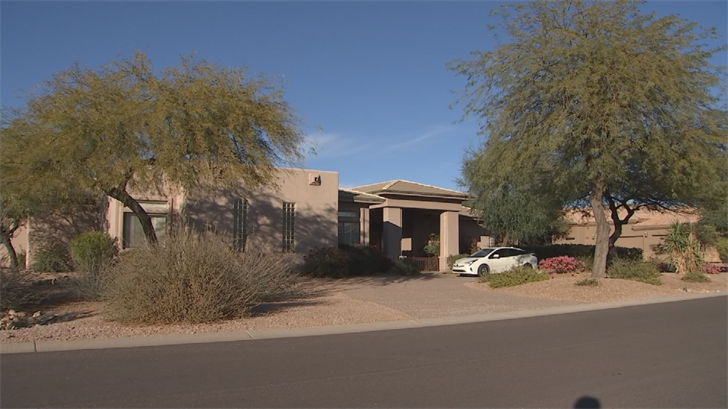 "Some people in Scottsdale say there should be regulation on ""sober living homes."" (Source: 3TV/CBS 5)"