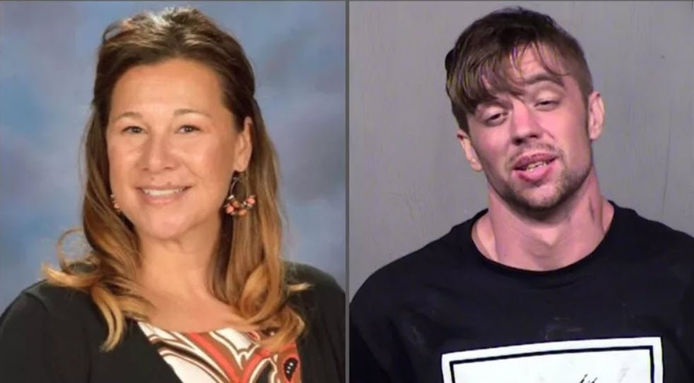 Cathryn Gorospe and Charlie Malzahn (Source: Facebook and Maricopa County Sheriff's Office)